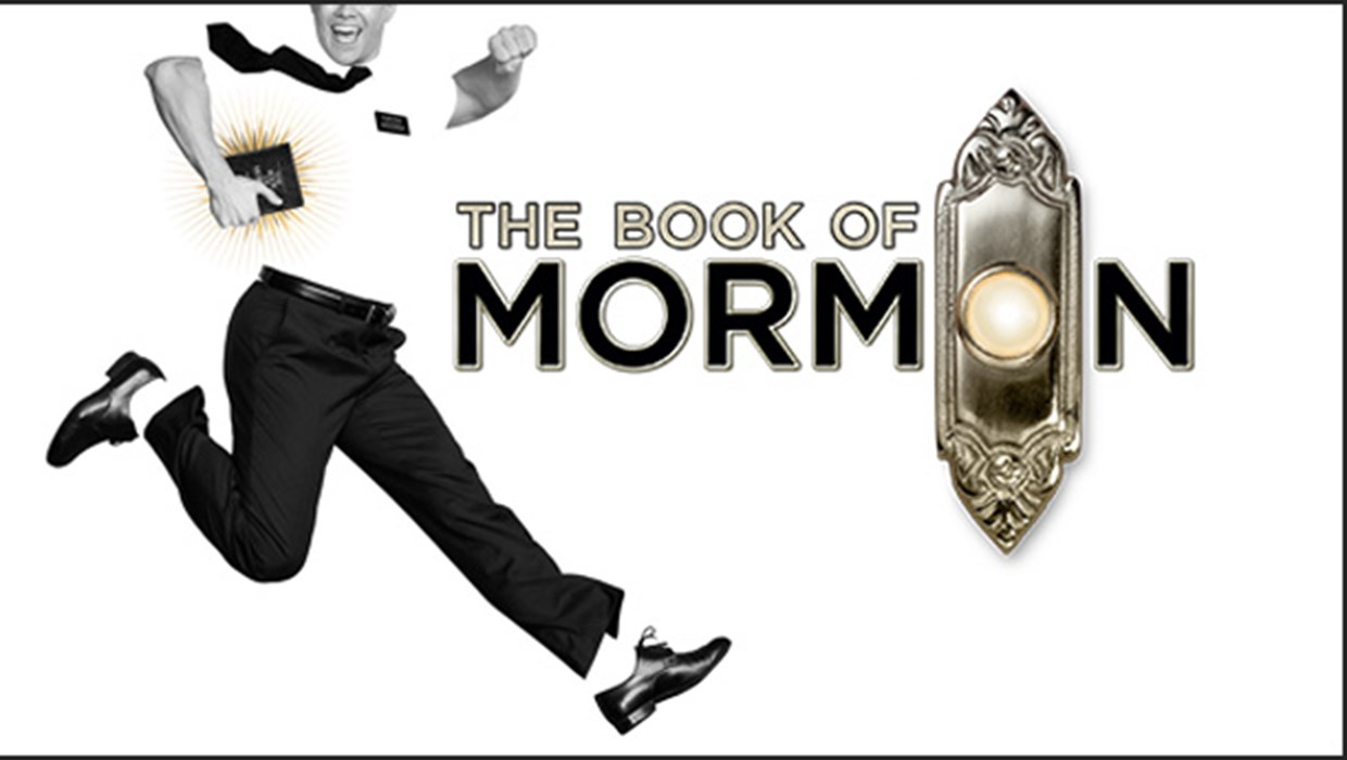 Book of Mormon Crown Theatre September 2019