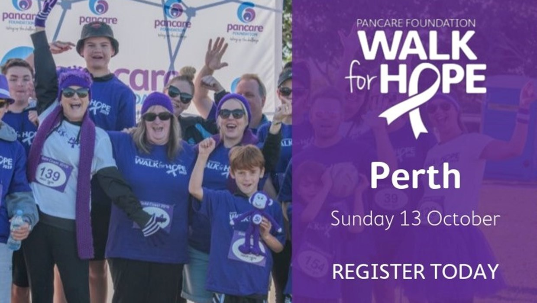 Pancare Walk for Hope